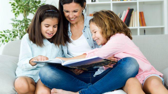 Family read aloud