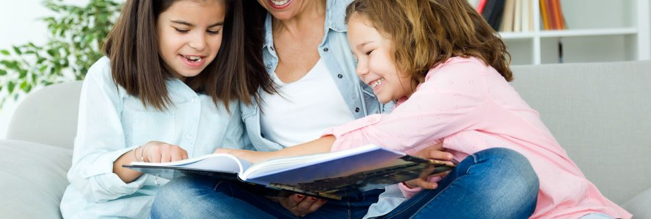 Family read aloud
