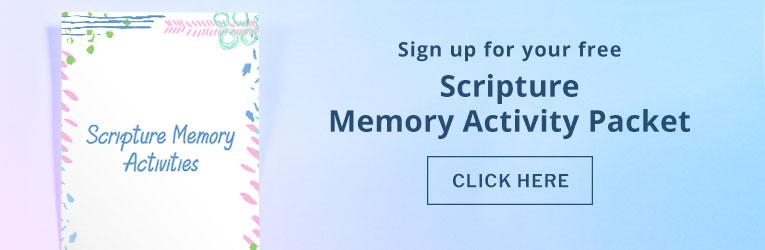 Scripture Packet