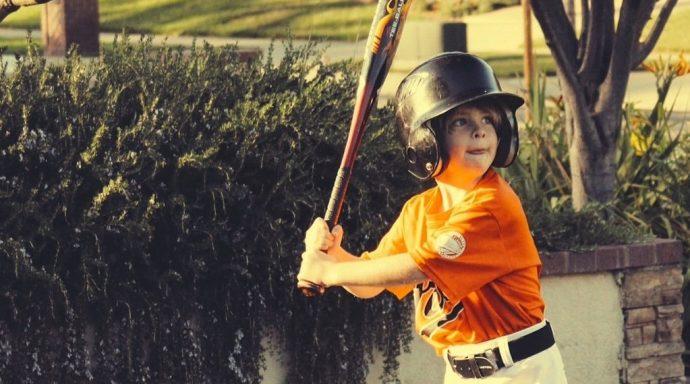 Homeschool Baseball Fan
