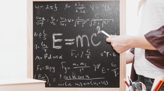 math and God's creation